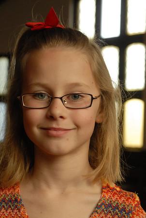 Maddie's 2nd piano recital in Haddonfield 2009