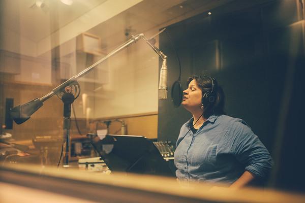 Madeleine Peyroux Sunset Sound Recording Session