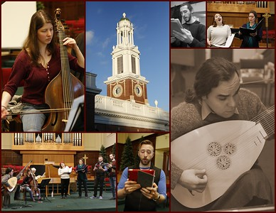 """Madison Bach Musicians """"Warm Up"""" for the Baroque Holiday Concert"""
