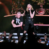 Madonna & Son Rocco, Opening Night of MDNA-Tour, 31-MAY-2012, Ramat Gan Stadium, Tel Aviv, Israel © Thomas Zeidler