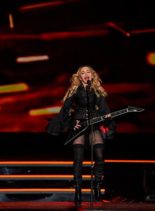 Madonna in Concert - New York