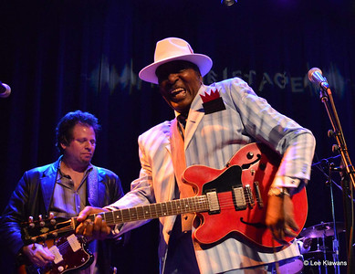 Magic Slim Tribute @Mayne Stage - Chicago Blues