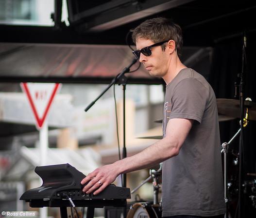 Magnify at the Tennyson Street Fair, Wellington, 19 October 2014