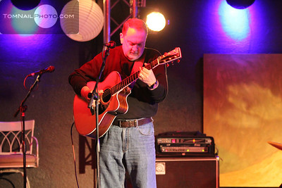 Thanksgiving and open mic 037