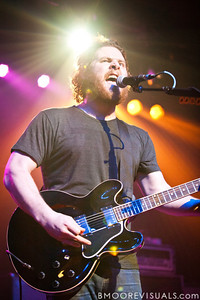 """Andy Hull of Manchester Orchestra performs in support of """"Simple Math"""" on May 24, 2011 at The Ritz Ybor in Tampa, Florida"""