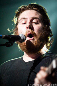 "Andy Hull of Manchester Orchestra performs in support of ""Simple Math"" on May 24, 2011 at The Ritz Ybor in Tampa, Florida"