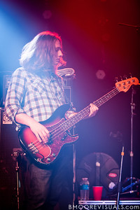 """Jonathan Corley of Manchester Orchestra performs in support of """"Simple Math"""" on May 24, 2011 at The Ritz Ybor in Tampa, Florida"""
