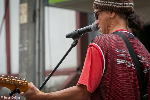 Mara TK Band at the Newtown Fair 2013