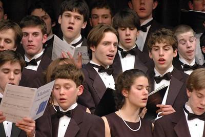March 05 Chorus Concert