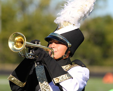 2013 Marching Band Season