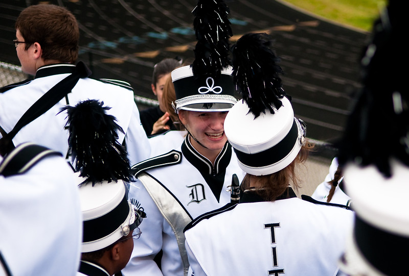 2009-10-31 Dominion Marching Band @ State Competition - 0307 (DSC_0464)