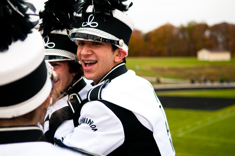 2009-10-31 Dominion Marching Band @ State Competition - 0340 (DSC_0501)