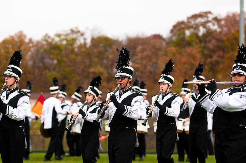 2009-10-31 Dominion Marching Band @ State Competition - 0240 (DSC_9842)