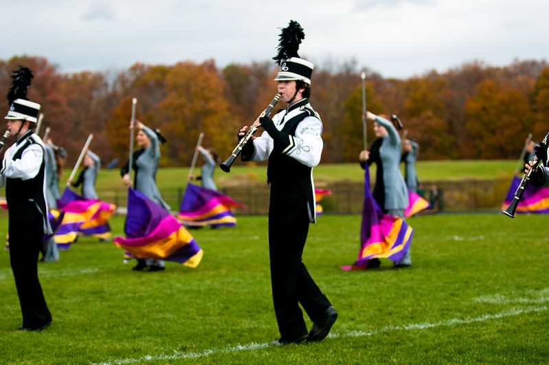 2009-10-31 Dominion Marching Band @ State Competition - 0083 (DSC_9680)
