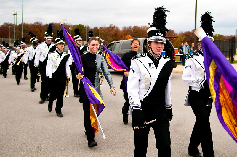2009-10-31 Dominion Marching Band @ State Competition - 0019 (DSC_0360)