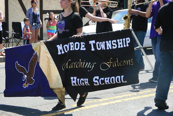 Memorial Day Parade, Jamesburg, May 26, 2014