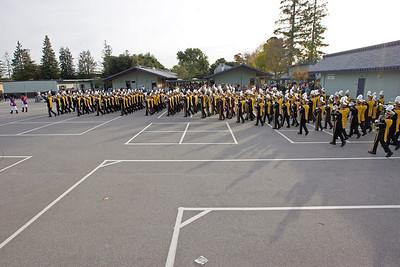 It's a big band...