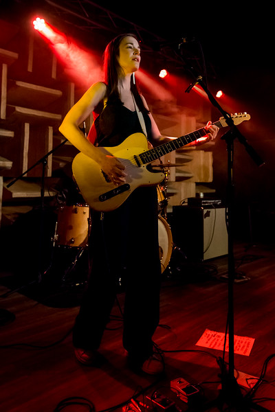 May 16, 2017 Margaret Glaspy at the HiFi in Indianapolis, Indiana.