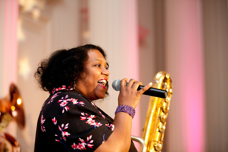 "Marilyn Keller, vocals<br /> (Courtesy of ""A Niko Productions Video + Photo"")"