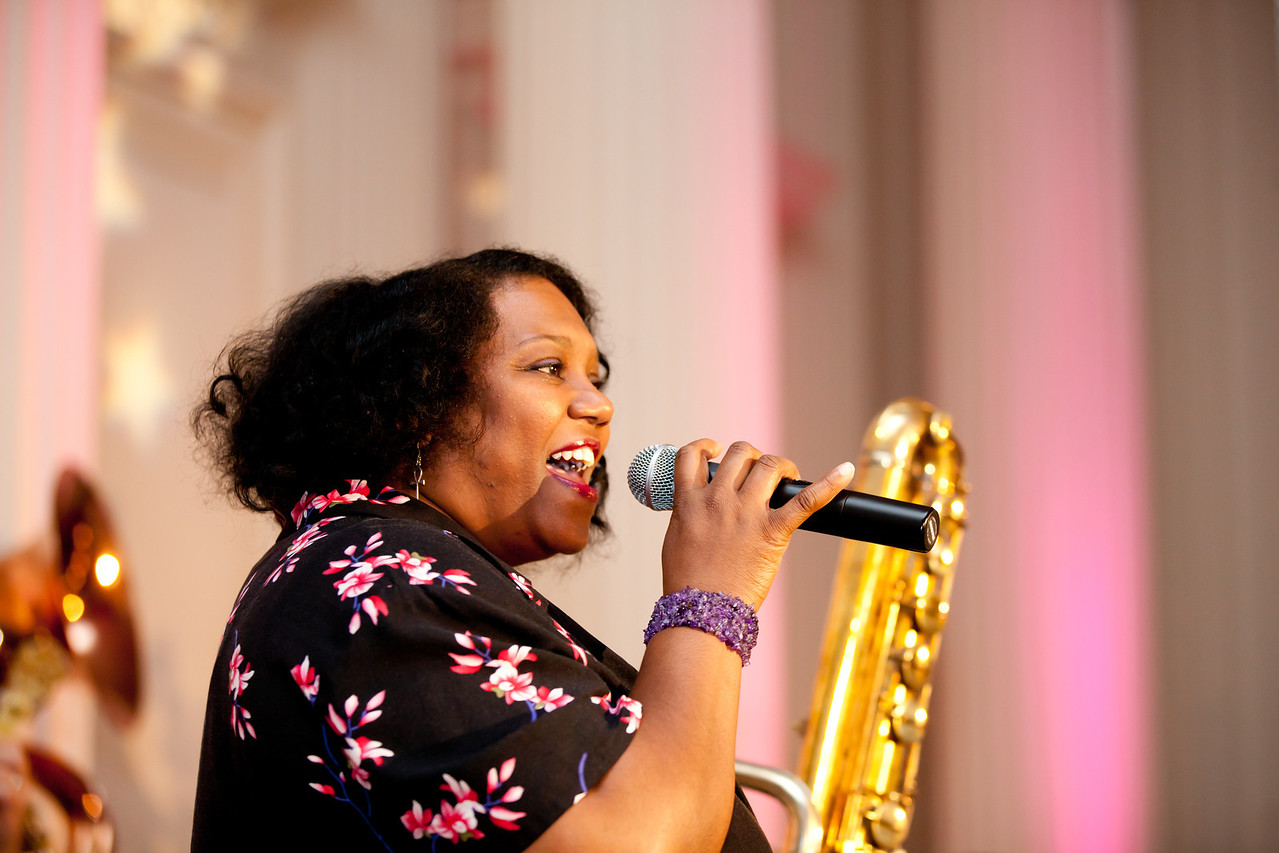 """Marilyn Keller, vocals<br /> (Courtesy of """"A Niko Productions Video + Photo"""")"""