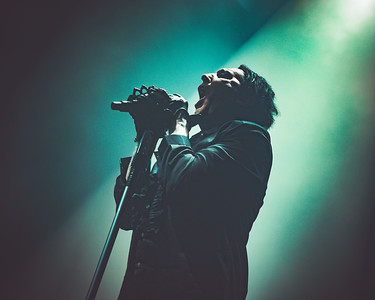 Marilyn Manson at Hollywood Casino Amp 7/14/18