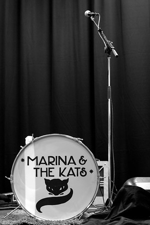 Marina & the kats Live 2017