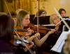 Violinist Rebecca Lund