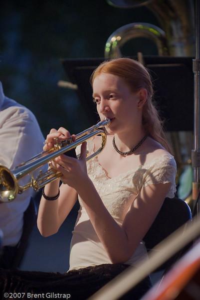 Trumpet: Sarah Hebern