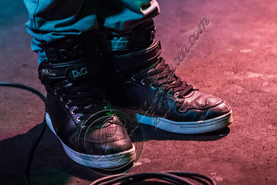 WEST HOLLYWOOD, CA - JULY 08:  Dancer / television personality / musician Mark Ballas (shoe detail) performs at The Viper Room on July 8, 2012 in West Hollywood, California.  (Photo by Chelsea Lauren/WireImage)