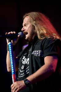 Lynyrd Skynyrd Performs at Riverbend Music Center