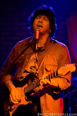 Mark Karan and Jemimah Puddleduck perform on November 12, 2010 at The Local 662 in St. Petersburg, Florida