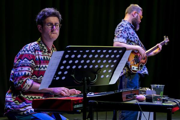 Mark Lockheart Quartet