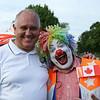 Mayor Frank Scarpitti & Doo Doo the Clown