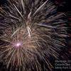 Markham, Canada Day Fireworks 2015