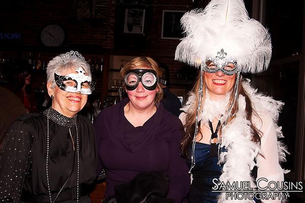 A Winter Masquerade!