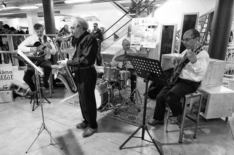 Massimello Rapaggi Quartetto