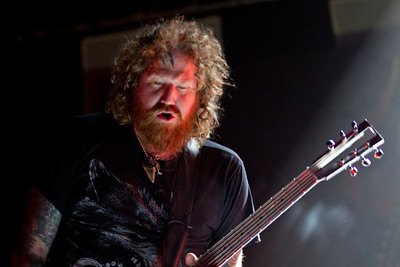 Mastodon, 4/27/2012, Fox Theater, Oakland