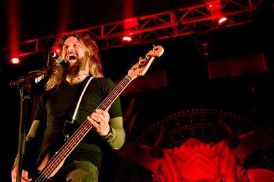 Mastodon, 4/27/2012, Fox Theater, Oakland