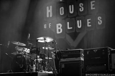 Mat Kearney performs  on March 26, 2010 at House of Blues in Orlando, Florida