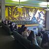 La Salle de Conseil avec fresques de José Marie Sert
