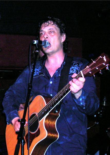 Matt Mercado at The Elbo Room 2008