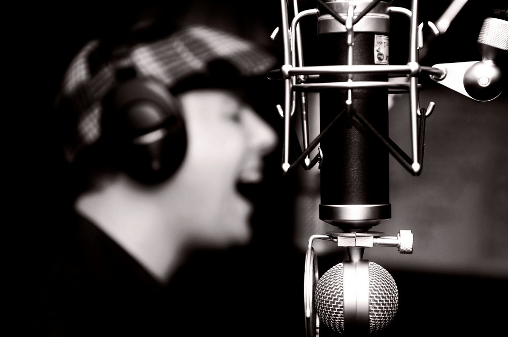 Matt Dionne doing his thing in the studio, working on the new TREBEK album. Go friend Trebek Boys on Facebook to get the latest on the album and find out where you can catch TREBEK live. 9/10/10