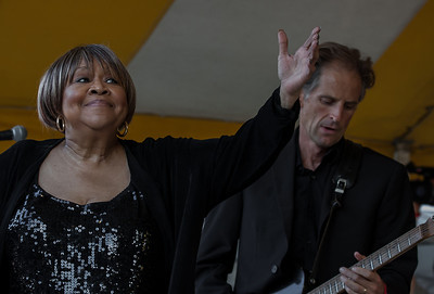 Mavis Staples.