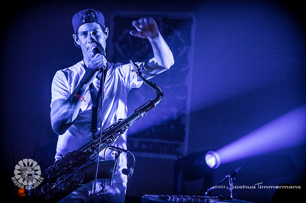 Big Gigantic - 12/18/13 - Now Sapphire Resort, Puerto Morelos Mexico. ©Josh Timmermans 2013