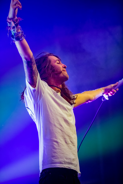 April 25, 2017 Mayday Parade - A Lesson In Romantics 10th Anniversary Tour in the Egyptian Room at Old National Centre, Indianapolis, IN. 📸: Tony Vasquez