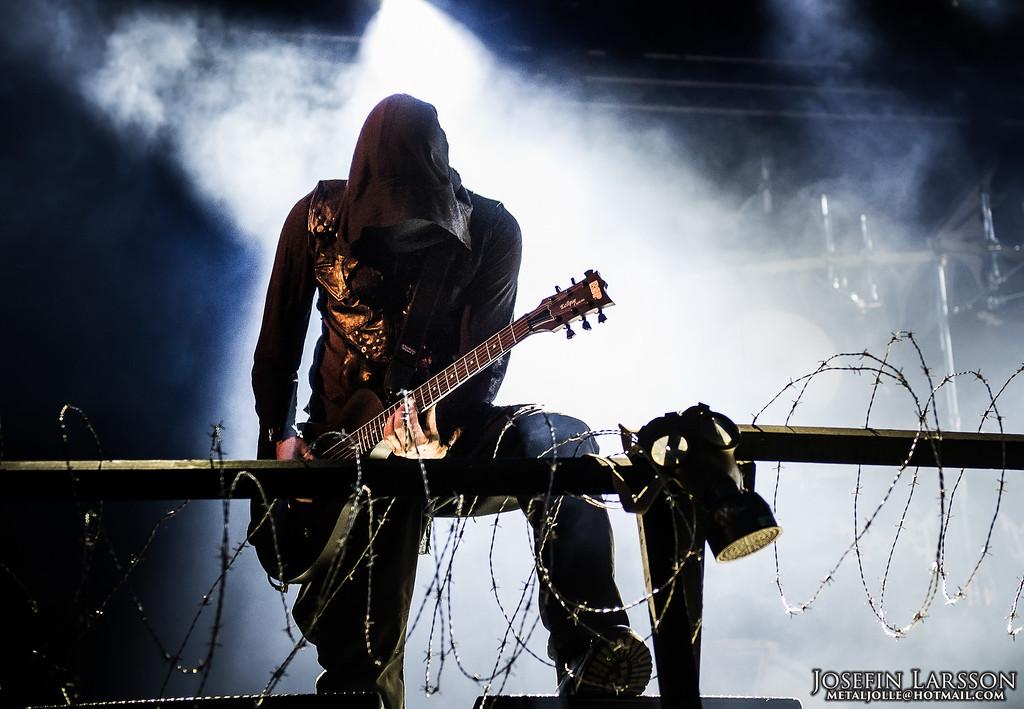 Mayhem - Sweden Rock Festival 2016