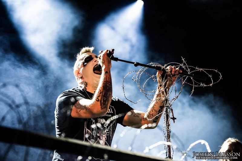 Mayhem - Sweden Rock Festival 2016