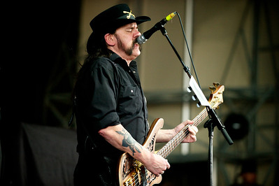 Motorhead performs at Riverbend on Tuesday for Mayhem Fest