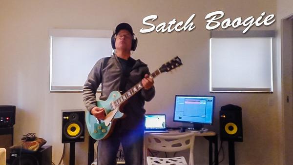Satch Boogie Cover (Joe Satriani)