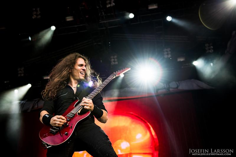 Megadeth - Copenhell - 2016